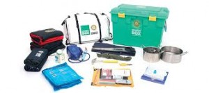 ShelterBox kit components