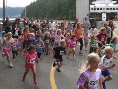 Rotary Run for Rwanda